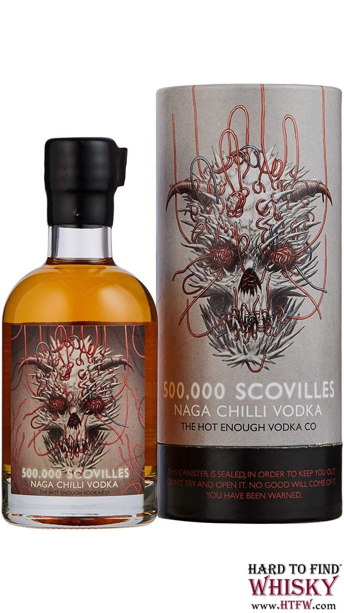 Naga Chilli Vodka 500 000