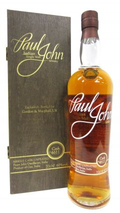 Paul John - UK Exclusive Unpeated Single Cask #4611 Whisky