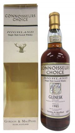 Glenesk (silent) - Connoisseurs Choice - 1985 18 year old Whisky