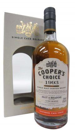 Allt-a-Bhainne - Coopers Choice Single Cask #703 - 1993 25 year old Whisky