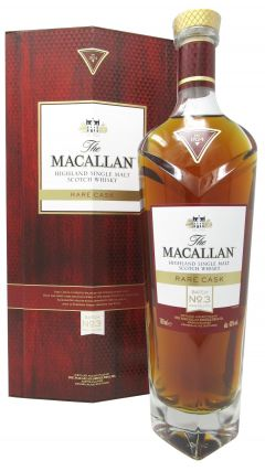Macallan - Rare Cask Batch No. 3 - 2018 Release Whisky
