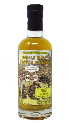 Fettercairn - That Boutique-Y Whisky Company Batch #3 21 year old Whisky