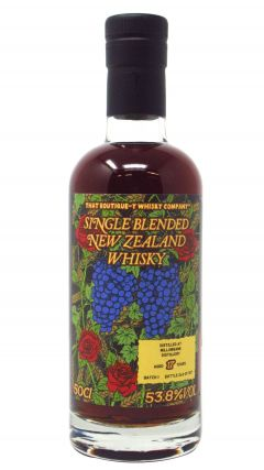 Willowbank (silent) - That Boutique-Y Whisky Company Batch #1 17 year old Whisky