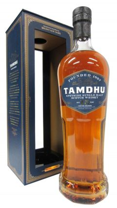 Tamdhu - Speyside Single Malt  15 year old Whisky