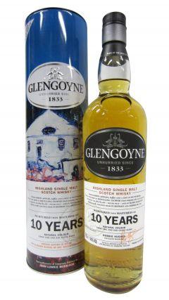 Glengoyne - JOLOMO Glasgow School of Art Limited Edition 10 year old Whisky