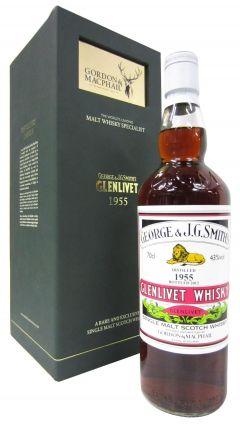 Glenlivet - George & J.G Smith's - 1955 56 year old Whisky