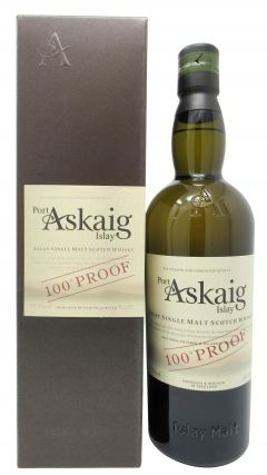 Port Askaig - 100 Proof Islay Whisky