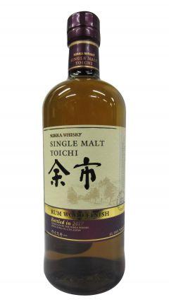 Nikka Yoichi - Rum Wood Finish Whisky