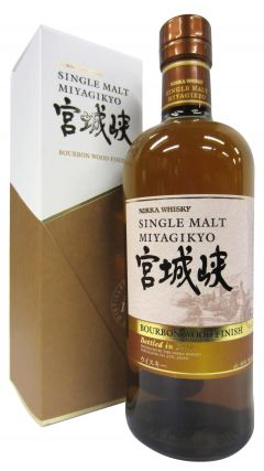 Nikka Miyagikyo - Bourbon Wood Finish Whisky