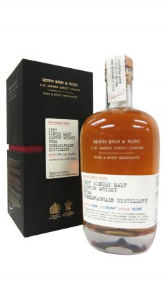 Bunnahabhain - Berry Bros. & Rudd Single Cask #2484 - 1987 28 year old Whisky