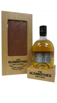 Glenrothes - UK Exclusive Single Cask #2677 - 1976 39 year old Whisky
