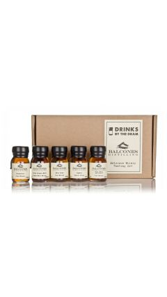 Drinks By The Dram - Balcones Tasting Set Whiskey
