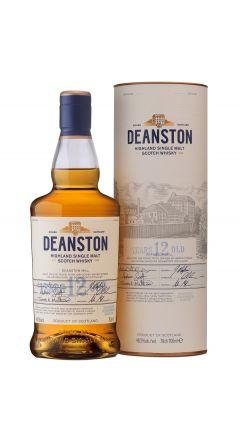 Deanston - Highland Single Malt 12 year old Whisky