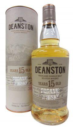 Deanston - Organic Highland Single Malt 15 year old Whisky