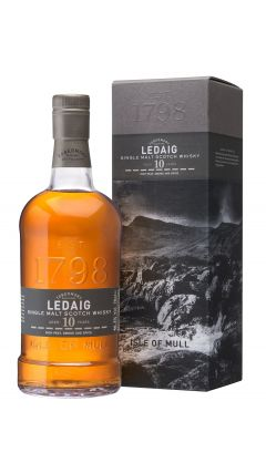 Ledaig - Single Malt Scotch 10 year old Whisky