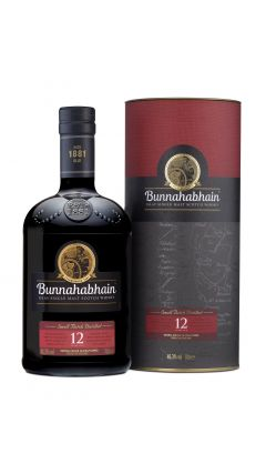 Bunnahabhain - Islay Single Malt 12 year old Whisky