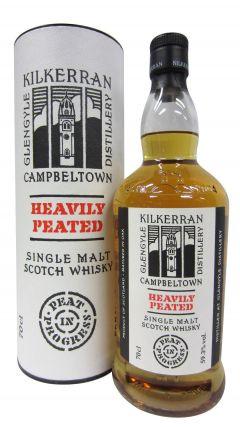 Kilkerran - Heavily Peated Batch #1 Whisky