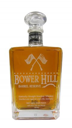 Bower Hill - Barrel Reserve Well Aged Small Batch Bourbon Whiskey