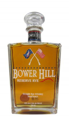 Bower Hill - Reserve Rye Small Batch Whiskey