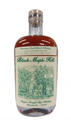 Black Maple Hill - Straight Rye Bourbon Whiskey