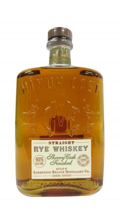 Limestone Branch - Minor Case Straight Rye Whiskey
