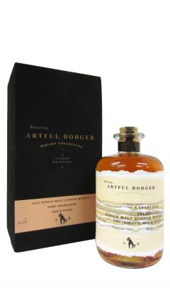 Port Charlotte - Artful Dodger Whisky Collective Single Cask #1063 - 2009 8 year old Whisky