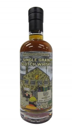 Dumbarton (silent) - That Boutique-Y Whisky Company Batch #1 22 year old Whisky