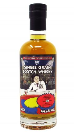 Cameronbridge - That Boutique-Y Whisky Company Batch #7 39 year old Whisky