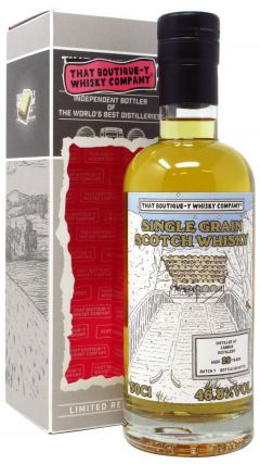 Cambus (silent) - That Boutique-Y Whisky Company Batch #7 29 year old Whisky