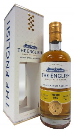 The English Whisky Co. - Virgin Oak Small Batch Release - 2013 5 year old Whisky