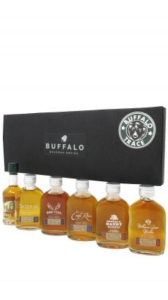 Buffalo Trace - 6 x 5cl Miniatures Antique Collection Pack Whiskey