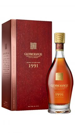 Glenmorangie - Grand Vintage 4th Release - 1991 27 year old Whisky