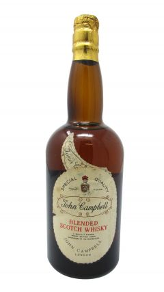 Blended Malt - John Campbell Special Quality Whisky