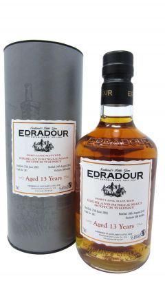 Edradour - Single Port Cask #281 - 2003 13 year old Whisky