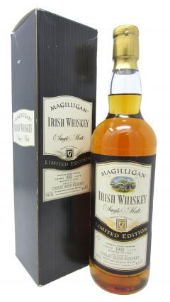 Cooley - Magilligan Limited Edition Irish Single Malt - 1991 10 year old Whiskey