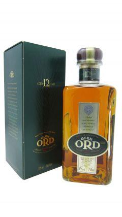 Glen Ord - Single Malt 12 year old Whisky