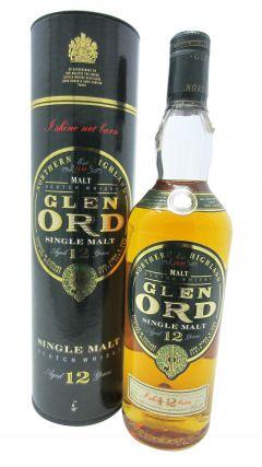 Glen Ord - Single Malt (20cl bottle) 12 year old Whisky