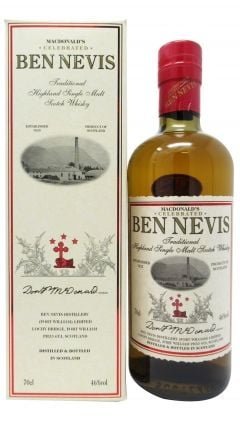 Ben Nevis - MacDonald's Traditional Malt Whisky