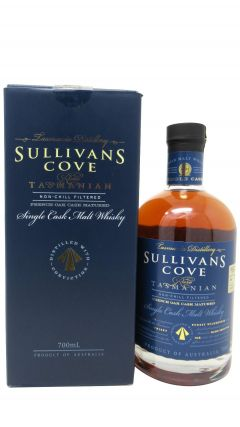 Sullivans Cove - French Oak Single Cask #TD0312 - 2008 8 year old Whisky