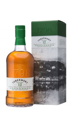 Tobermory - Single Malt Scotch 12 year old Whisky