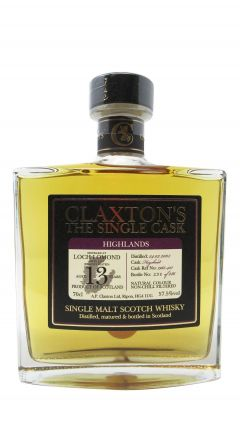 Loch Lomond - Claxton's Single Cask - 2005 13 year old Whisky