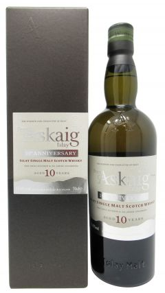 Port Askaig - 10th Anniversary Islay 10 year old Whisky
