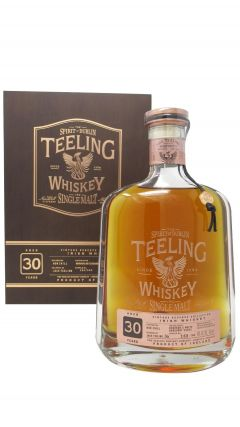 Teeling Whiskey Co. - Vintage Reserve Collection Single Malt 30 year old Whiskey