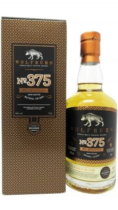 Wolfburn - No 375 Small Batch Release #3 Whisky