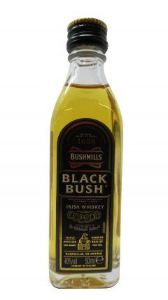 Bushmills - Black Bush Miniature Whiskey