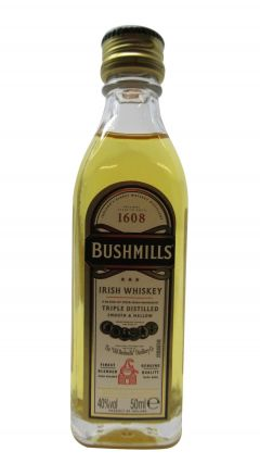 Bushmills - Triple Distilled Original Miniature Whiskey