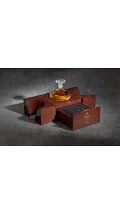 Macallan - The Genesis Lalique Decanter 72 year old Whisky