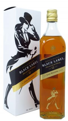 Johnnie Walker - Jane Walker Edition Black Label 12 year old Whisky