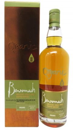 Benromach - Organic - 2011 Whisky