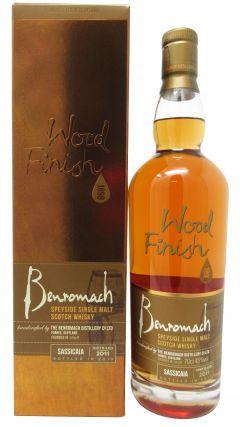 Benromach - Sassicaia Finish - 2011 Whisky